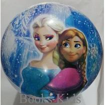 Bola De Vinil - Frozen Kit 50 Unidades.
