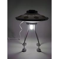 Luminária Abajur Disco Voador Quarto De Menino Infantil