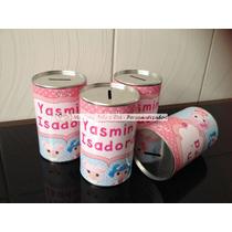 Kit Com 10 Cofrinhos Personalizados Lalaloopsy - Bonecas