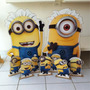 9 Display De Chão Minions Minnios Malvado Favorito