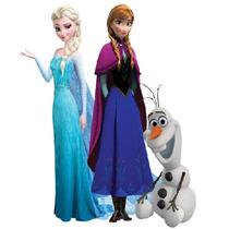 Display De Chão Frozen, Elsa, Olaf, Peppa - 90 Cm