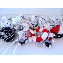 Ursos Marinheiros Decoração De Quarto Infantil Bebê Festa