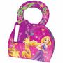 Caixa Surpresa Aniversário Festa Infantil Rapunzel 16 Uni