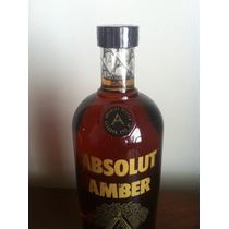 Vodka Absolut Amber (cheia E Lacrada)