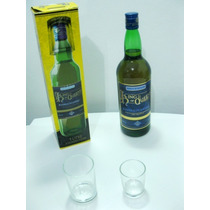 Whisky Escocês King Of Queens Blended Scotch Whisky 1 Litro