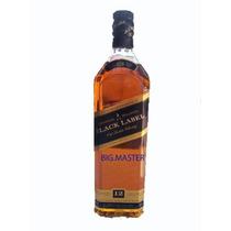 Whisky Johnnie Walker Black Label 1000ml Uísque 12 Anos