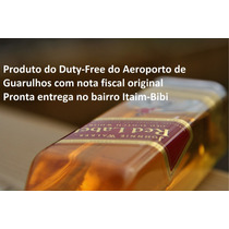 Uísque Red Label Original De Duty Free - Pronta Entrega Sp