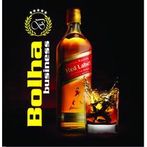 Promoção Relâmpago - Whisky J. Walker Red Label 1000ml