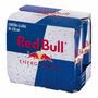 Caixa Com 8 Unidades Red Bull 250ml