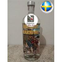 Vodka Absolut Karnival Sueca 1 Litro - Original. Fotos Reais