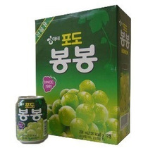 Suco De Uva Verde Bonbon
