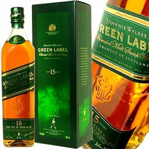 Whisky Johnnie Walker Green Label- 15 Anos