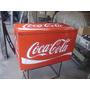 Cooler Grande Antigo Da Coca-cola Usado/original