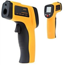 Termômetro Digital Infravermelho Com Mira Laser -50º A 380º.