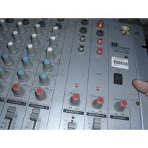 Mesa De Som Machine Audimax Smx4-02m Frete Gratis