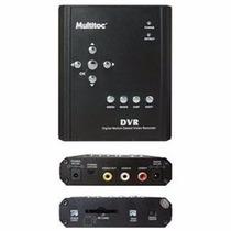 Multitoc Gravador Digital De Vídeo Dvr - Mu600 *sld