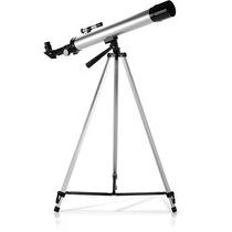 Telescópio Astronômico Refrator Com Tripe 50x100x Leilão