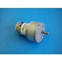 Micro Motor 12vcc Com Redutor ( 36,5 Rpm)