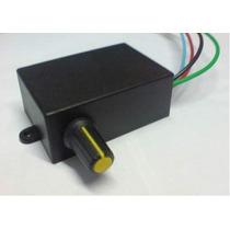 Controlador De Velocidade Para Furadeiras,lâmpadas,tupia