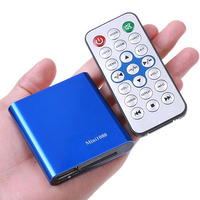 Mini 1080p Full Hd Media Player - Menu Em Portugues!!!