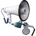 Mega Fone Csr Hmp 1503 20w C/ Sirene Maxcomp Musical