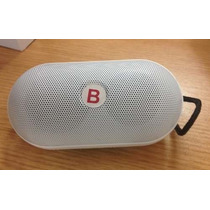 Mini Caixinha Som Portátil Bluetooth Mp3 Fm Sd Usb Hifi