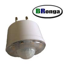 Lampada Com Sensor De Infravermelhos