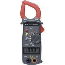 Alicate Amperimetro Digital Icel Ad6000 Profissional Truerms