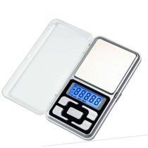 Mini Balança Digital De Precisão 0,1 - 500gr