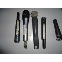 Lote De Microfone (shure E Sennheiser Leia O Anuncio)