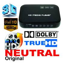 Full Hd 1080p Media Player Mkv Hdmi Vga Cabo Hdmi