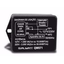 Modulo Amplificador De Potência 15a Qualiwatt Qw071