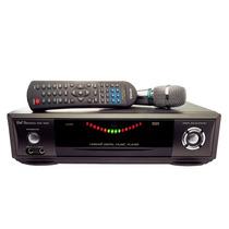 Karaoke Raf Vmp 7500 + Tv + Cartucho Com 340 Músicas