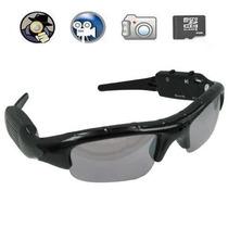 Óculos Espião Com Micro Camera Oculta Power Pack