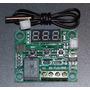 Controlador De Temperatura Digital Chocadeira Freezer Frt $9