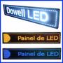 Letreiro Digital Painel De Super Leds 1 Metro Conf Software