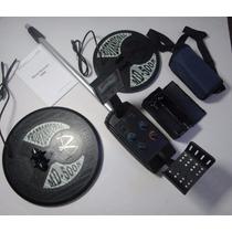 Detector De Metais Proficíonal Md5008 12x S Juros Frete Grat
