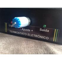 Termostato Chocadeira Ovos Galinha Temperatura Controle