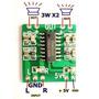 Amplificador Digital Stereo 3+3w Rms Classe D 10pçs R$ 70,00