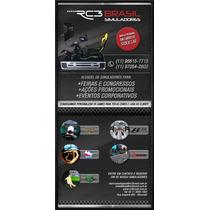 Simuladores Esportivos - Stock Car, F1, Indy,penalti