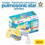 Inalador/nebulizador Ultrassônico Pulmosonic Star Premium