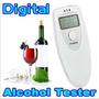 Testador Etílico- Bafômetro Digital Portatil Teste Rápido