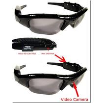 Óculos Espião Camera Filmadora Espiã Hd Alta Resolução