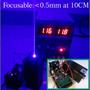 Laser Azul 2000mw/2w Real 445nm 450nm, Foco Ajustável 10cm