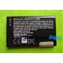 Bateria Celular Nokia Bl-5c (1100mah) 4.0wh Original