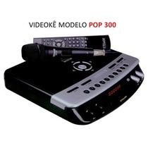 Videokê Pop-300 - (frete Grátis Brasil) - Ivideokê Pop-300
