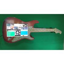 Maquinas De Musicas Jukebox Guitarra Fender Nova