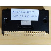 Af 230w 20cm ;saida De Audio Do Som Lg Modelo, Lm-w2340
