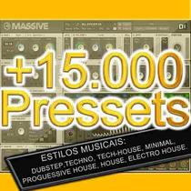 Massive Pressets Native Instruments P/ Win & Mac Vst