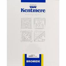 Papel Fotográfico Kentmere Brometo Fibra 18x24 C/ 100 Folhas